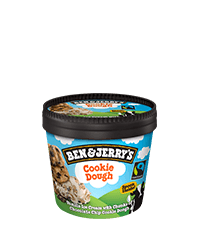 Cookie Dough Original Ice Cream Mini Cups