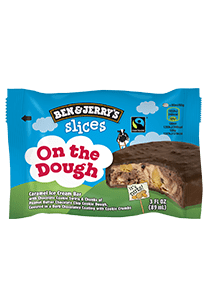 On The Dough Pint Slices Single Serve
