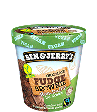 Chocolate Fudge Brownie Non-Dairy Frozen Dessert Dessert Ice cream