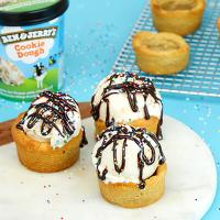Cookie Cup Sundaes